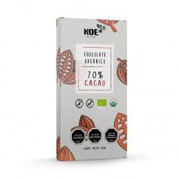 Chocolate organico 70% cacao