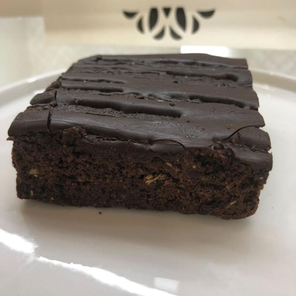Brownie fudge vegano Unidad