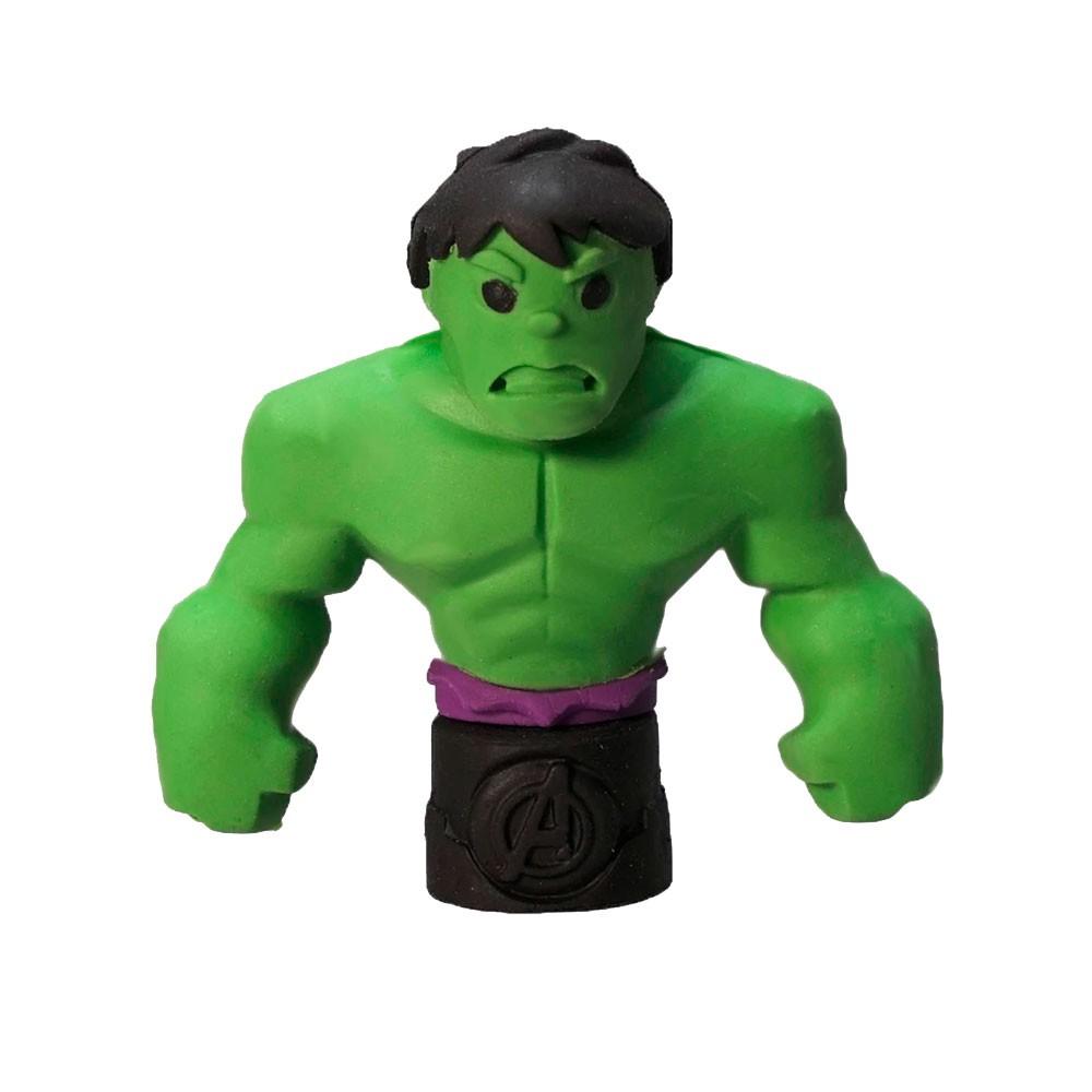 Goma 3D Hulk Marvel
