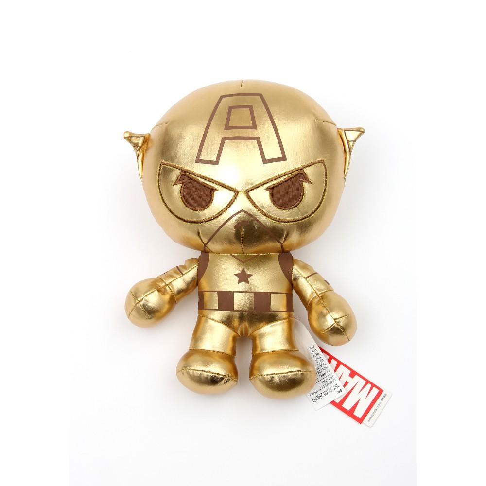 Peluche Golden Capitán América Marvel
