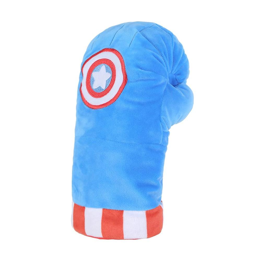 Guante felpa Capitán América Marvel