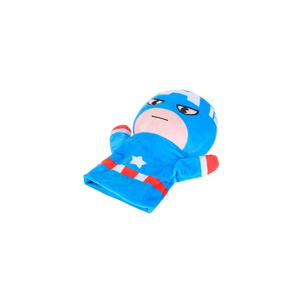 Marioneta medio cuerpo Capitán América