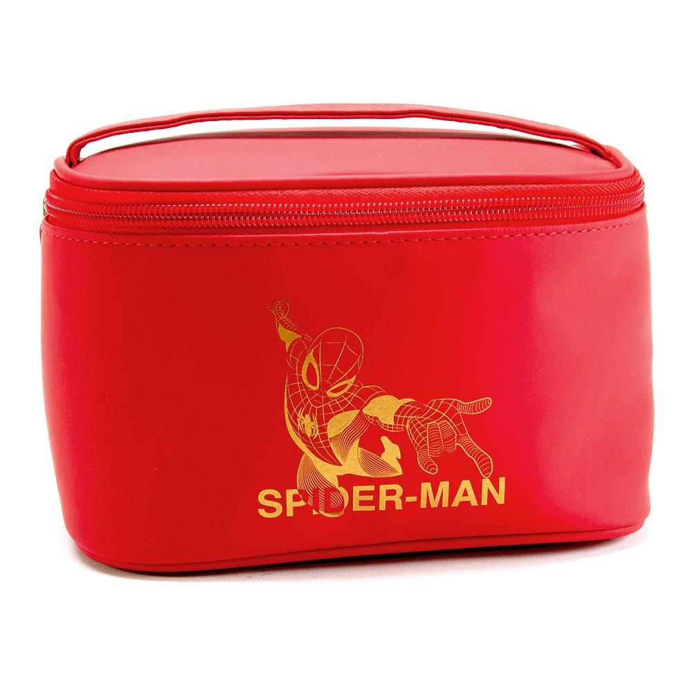 Cosmetiquera bucket colores mixtos Marvel 2.0