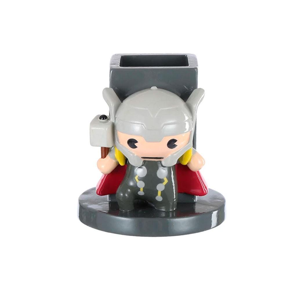 Portaplumas figura Thor Marvel