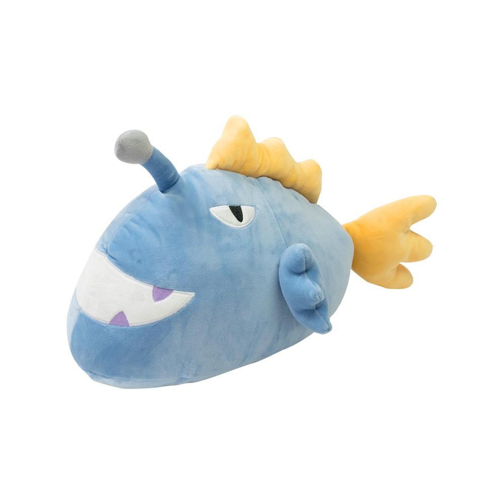 Peluche pez Rape azul rey
