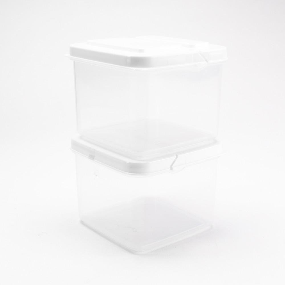 Tarro de plástico para almacenamiento