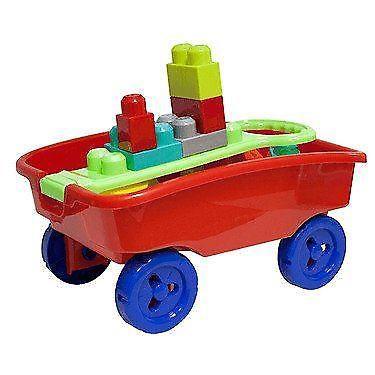 Auto con bloques armable
