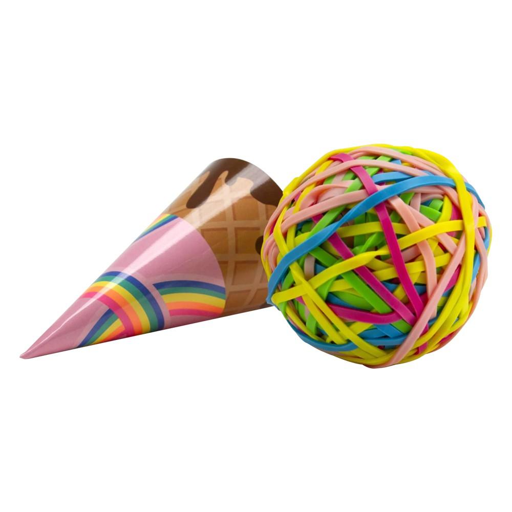 Bola de elásticos Candy Rainbow Series