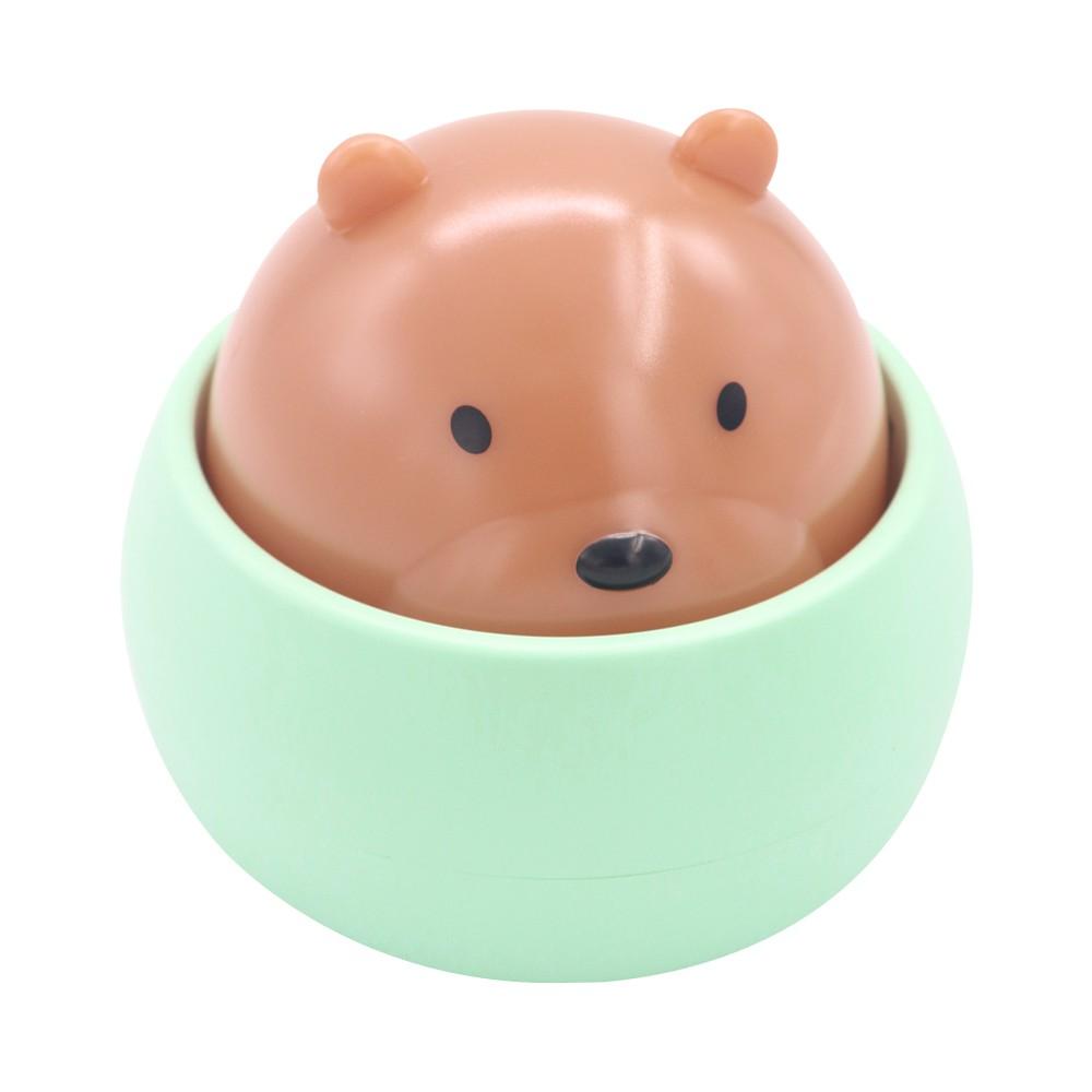 Lámpara de escritorio We Bare Bears pardo