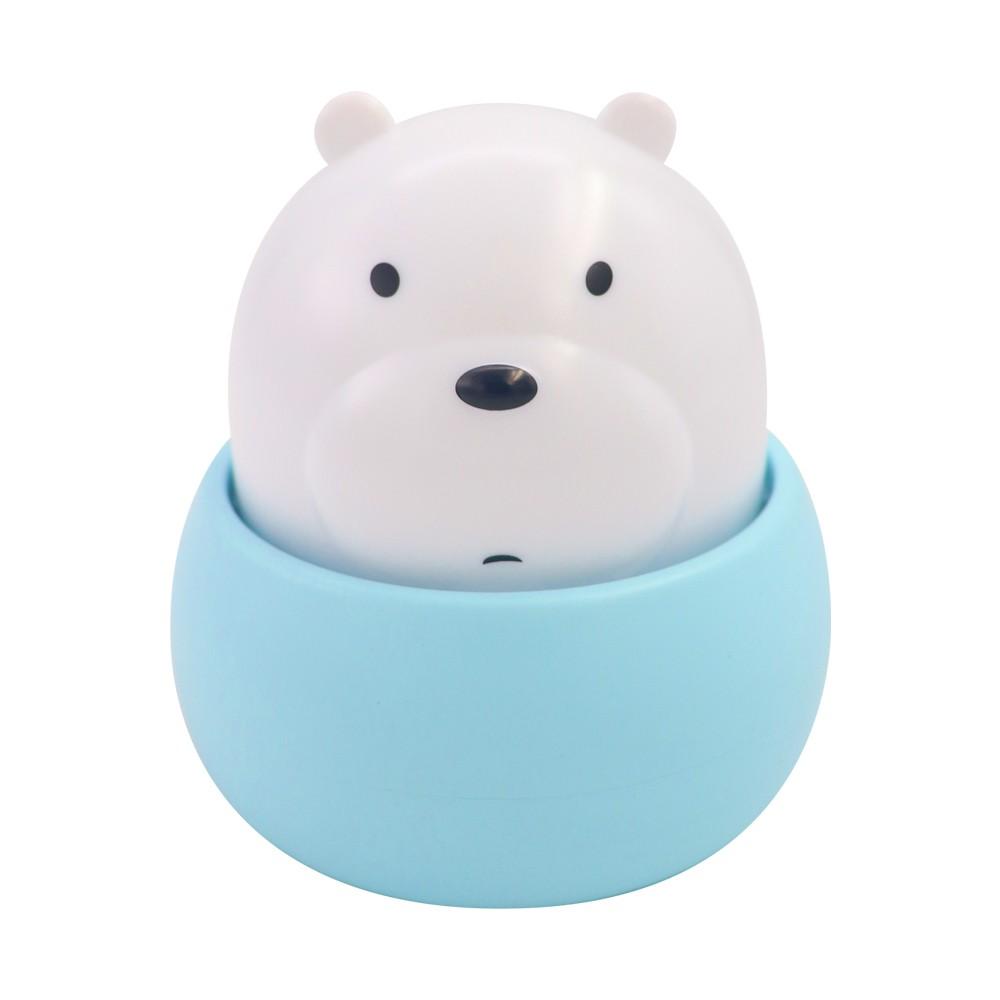 Lámpara de escritorio We Bare Bears polar