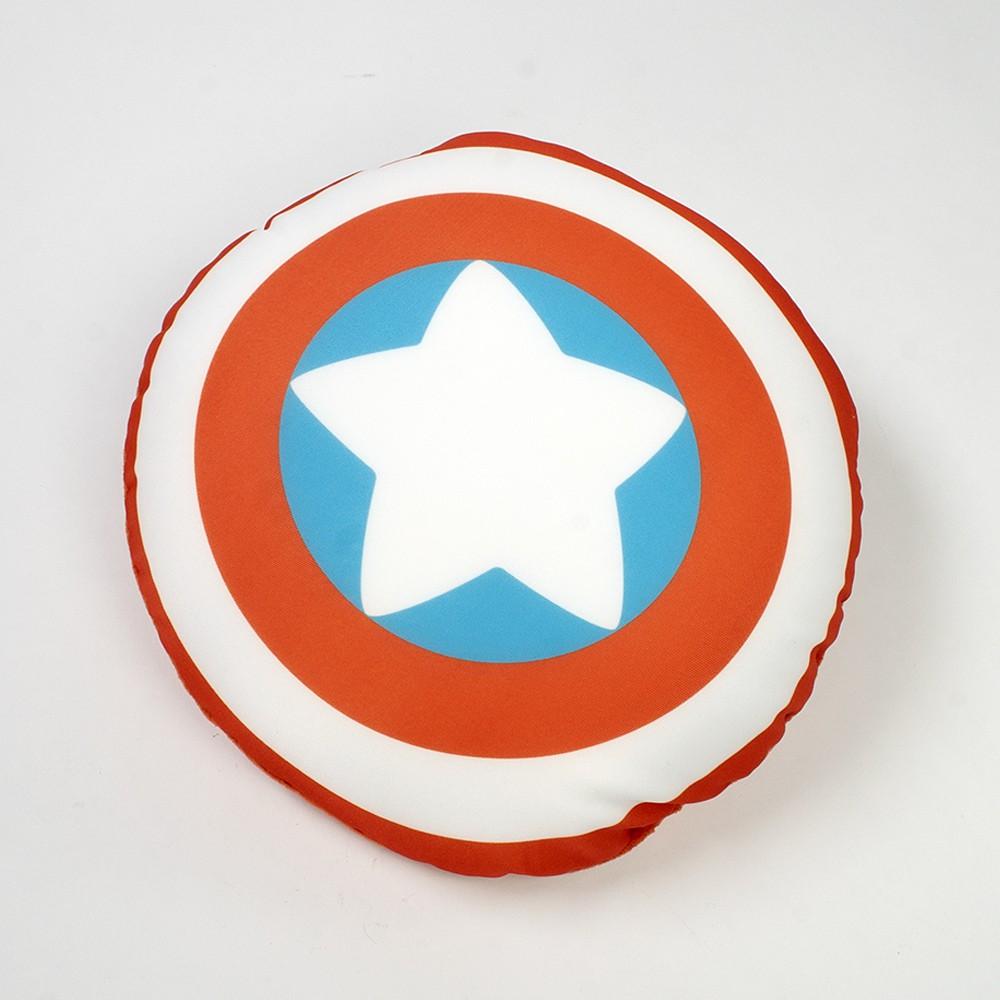 Almohada 2 en 1 Capitán América Marvel