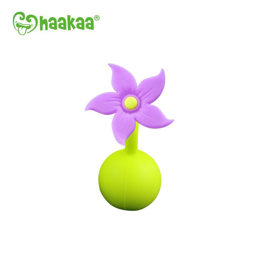 Productos tapón flor de silicona recolector de leche materna