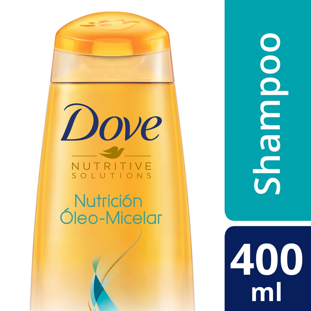 Shampoo nutrición óleo - micelar
