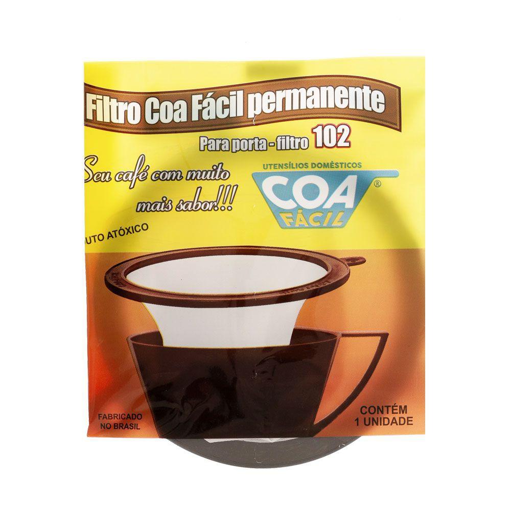 Filtro de café permanente nº 102