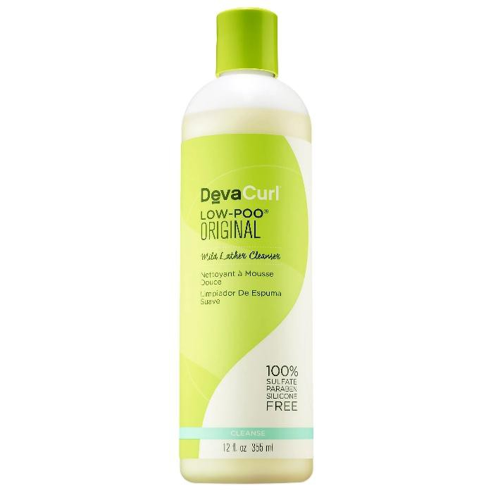 Low-poo® original mild lather cleanser (2-sizes available) 12 oz