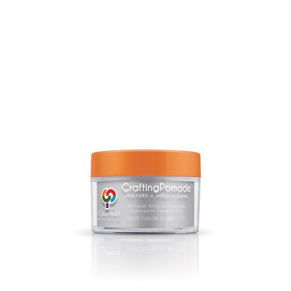 Crafting pomade texture + hold + shine 1.7 oz