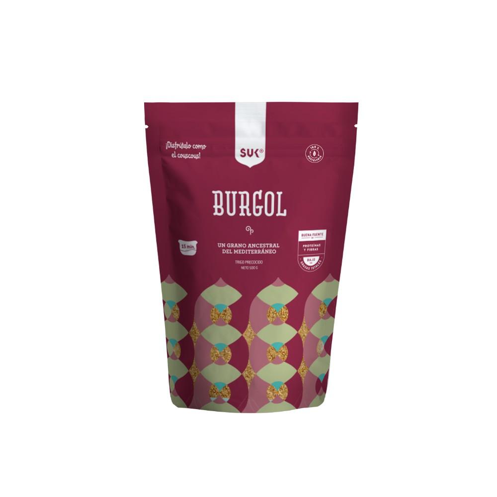 Burgol 500 grs