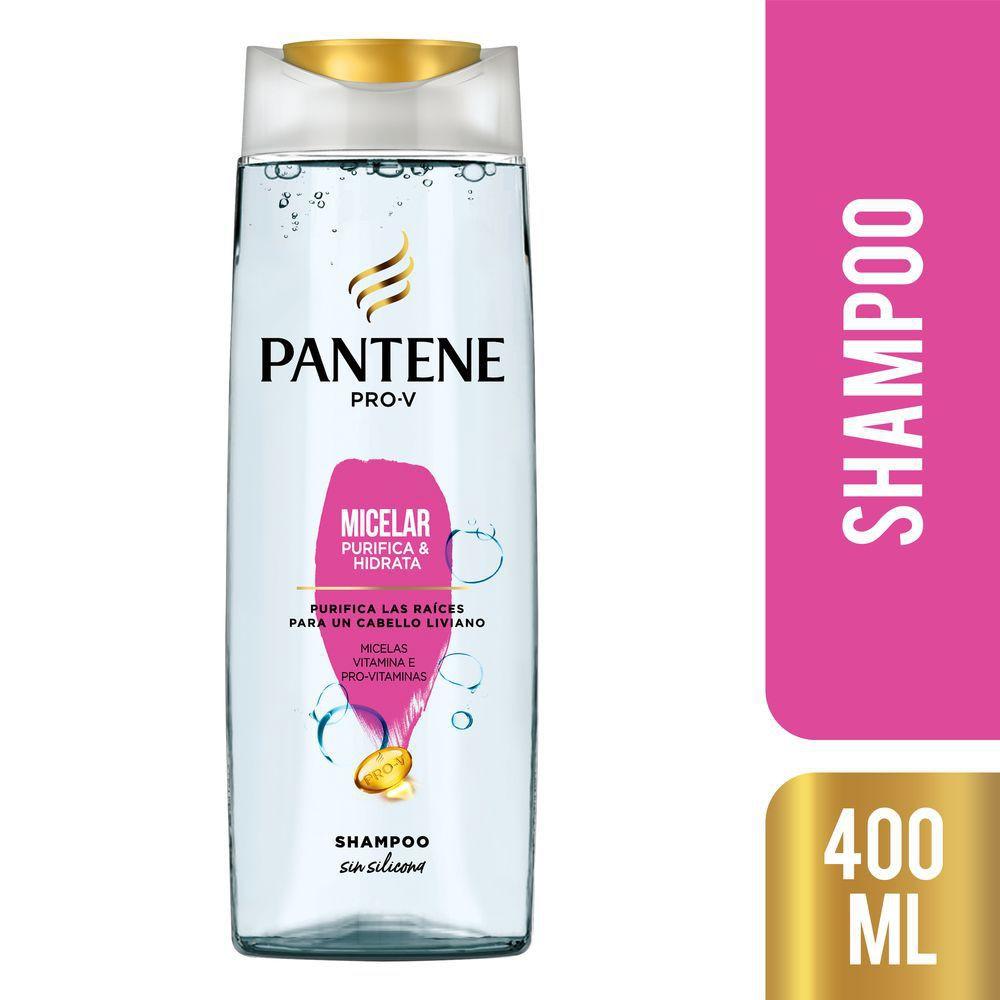 Shampoo pro-v micelar purifica & hidrata