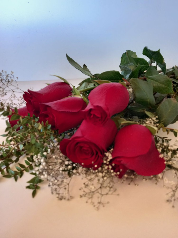 Rosas colombianas 6 varas aprox