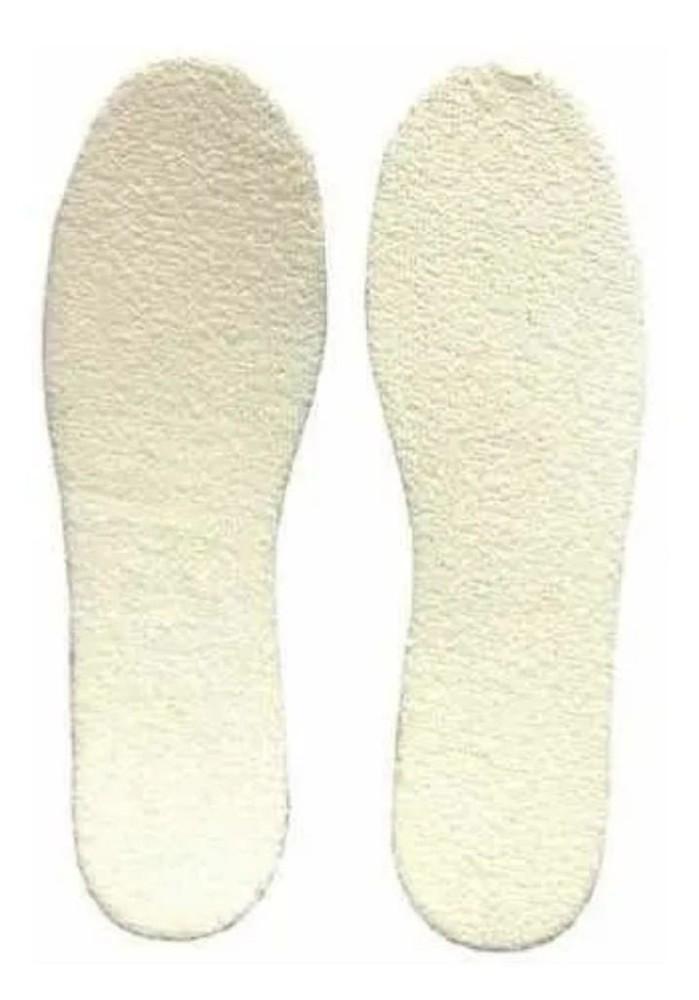 Plantilla chiporro recortable - color Beige Bolsa 1 par