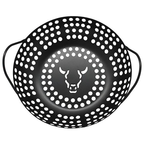 Grill wok 28 cm diámetro