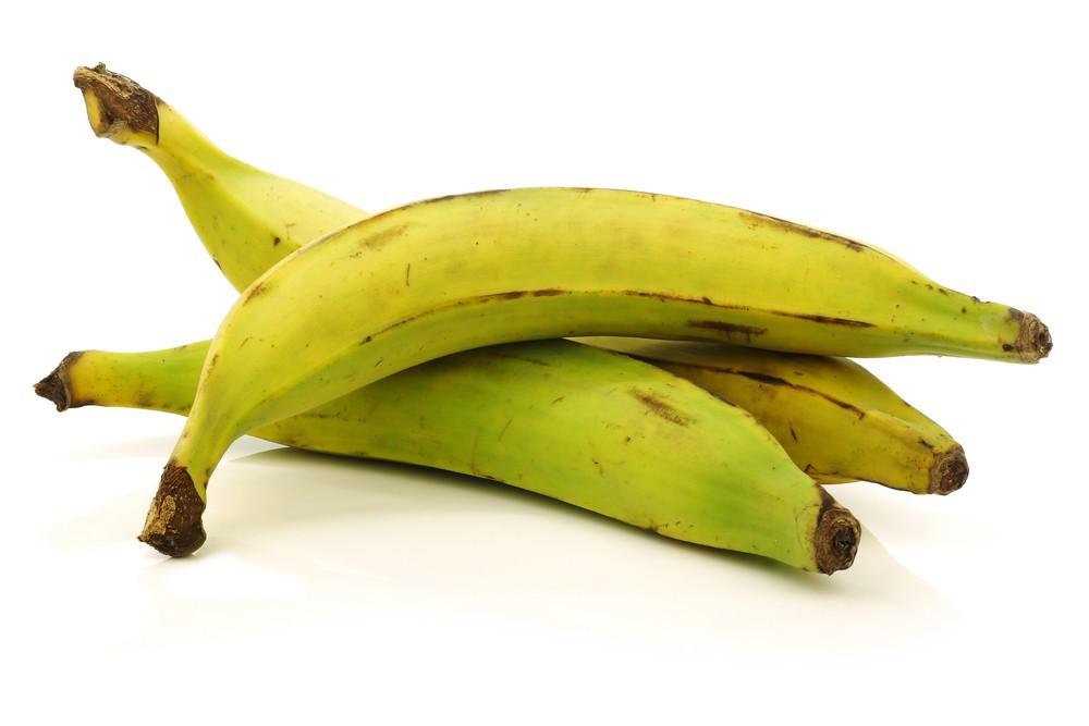Platano Verde 1 plantain