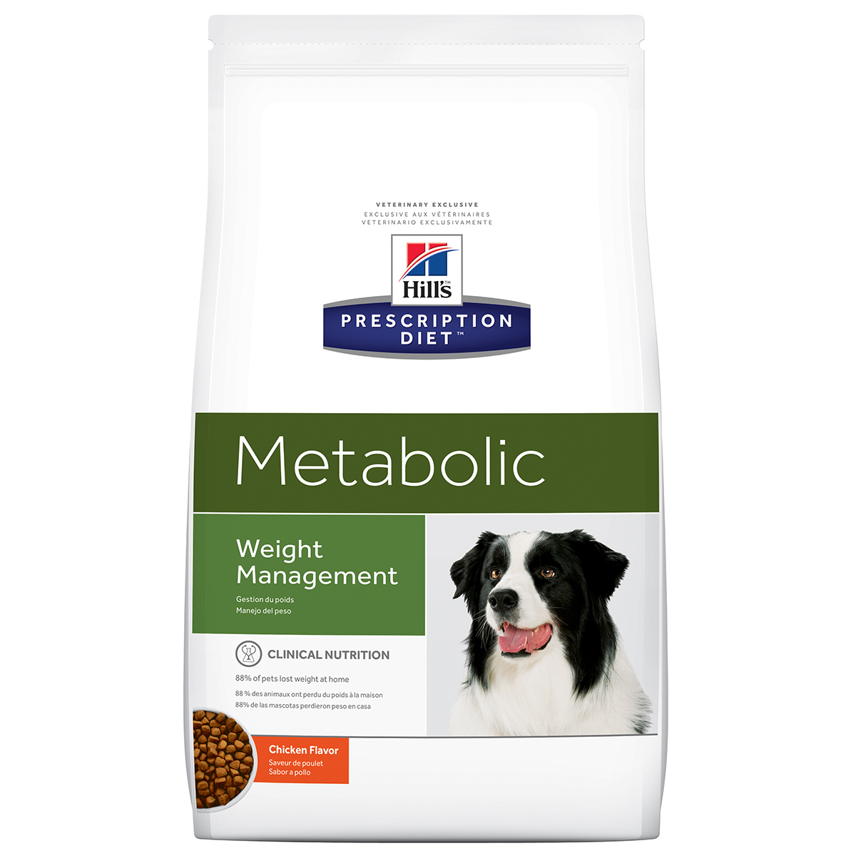 Hills Prescription Diet Alimento Para Perro  Metabolic