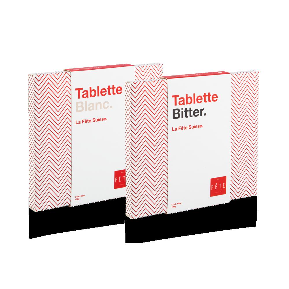 Pack tablette