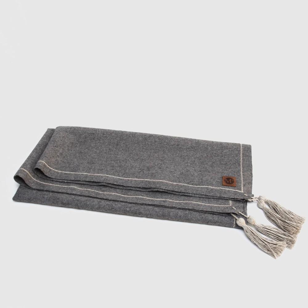 Carpeta de juego carpeta juego lino gris