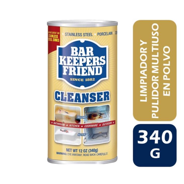 Limpiador y pulidor en polvo cleanser Envase de 340 gr