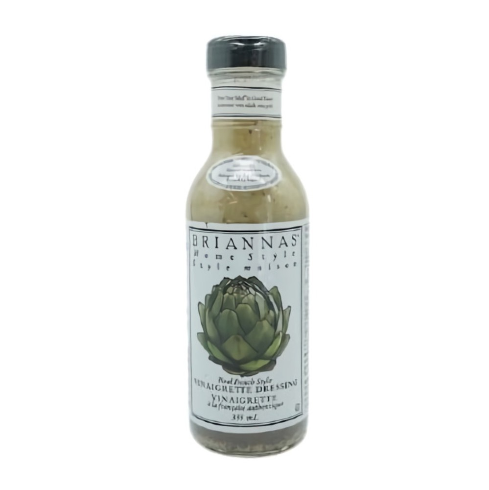 Home style real french vinaigrette dressing