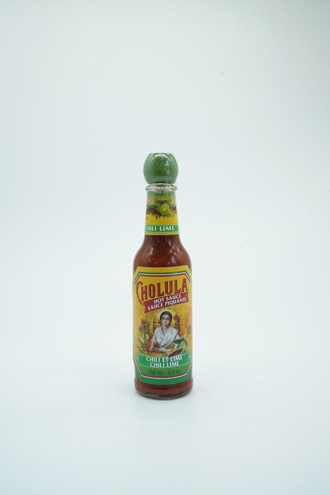 Chili lime hot sauce
