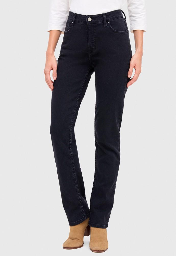 Jeans negro Talla: 40