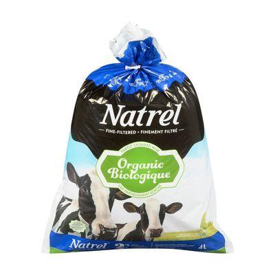 2% organic milk