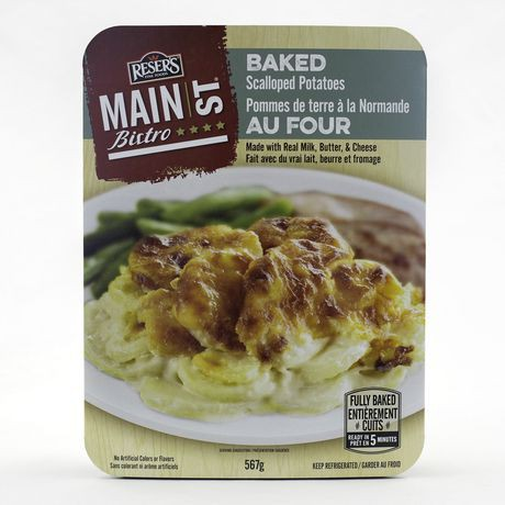 Reser's fine foods main st. bistro scalloped potatoes
