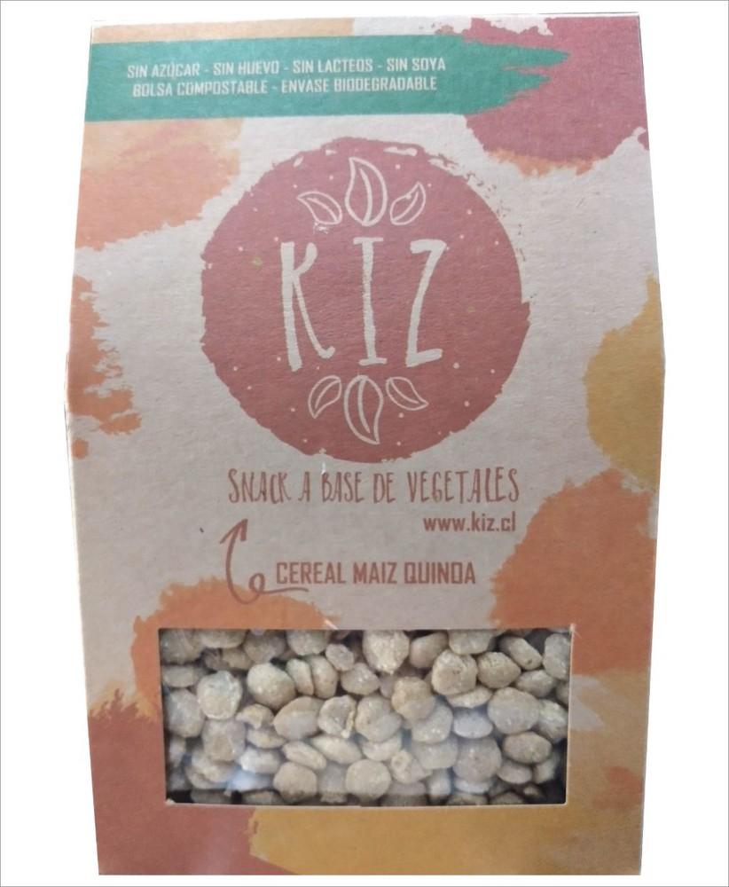 Cereal maíz quinoa Empaque semanal 210g