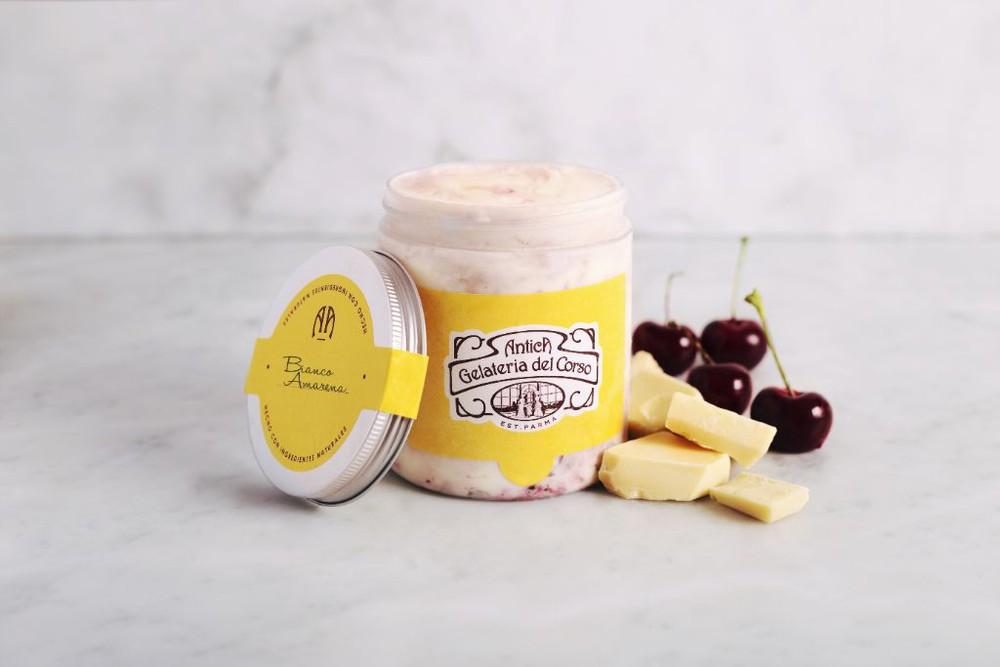 Bianco amarena Envase 450 ml