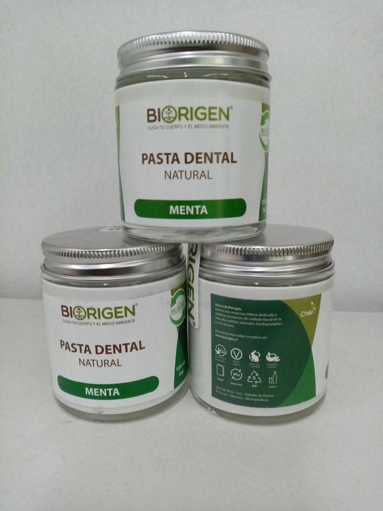 Pasta dental natural Frasco 120 ml