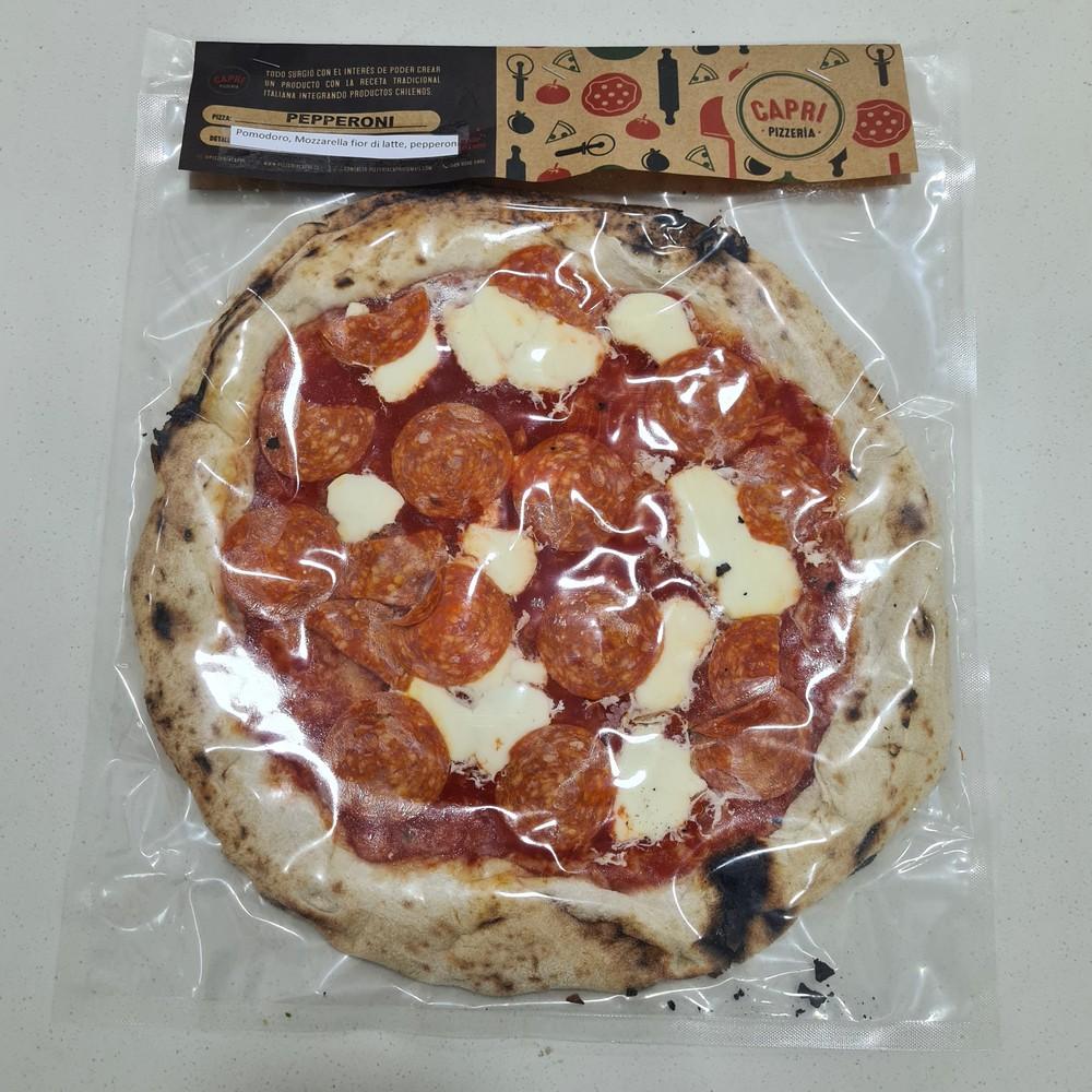 Pepperoni al Vacio 8 porciones