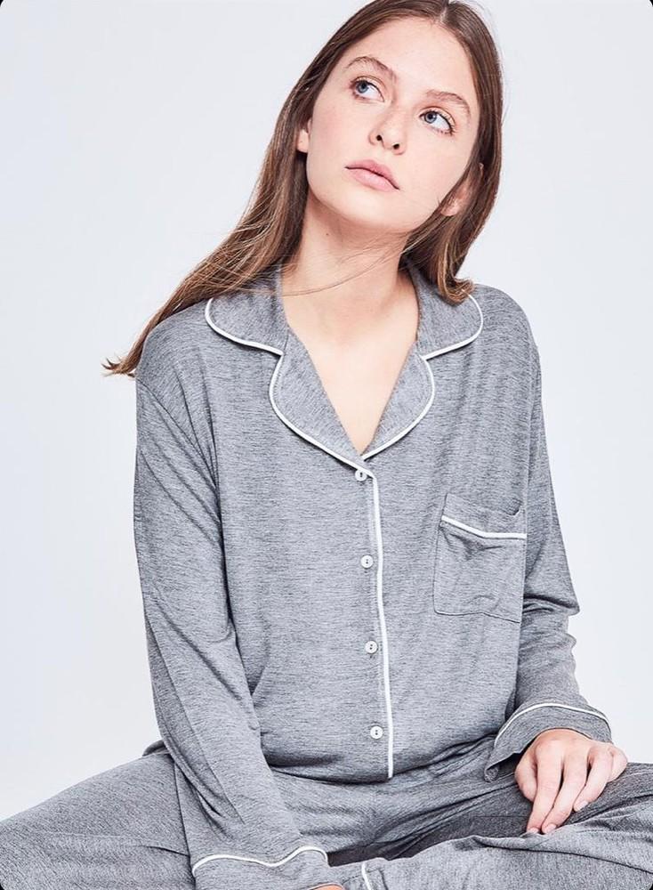 Pijama alessandra gris L