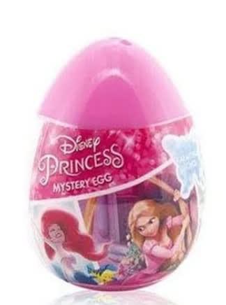 Disney princesas huevo sorpresa unitario +3 Años