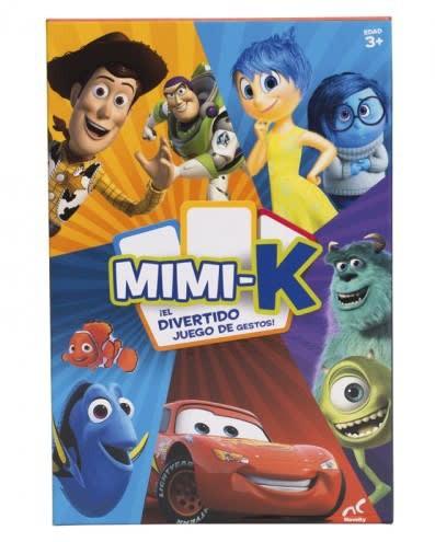 Disney pixar juego mimi-k