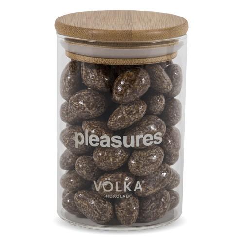 Sea salt almonds Vidrio 250 g