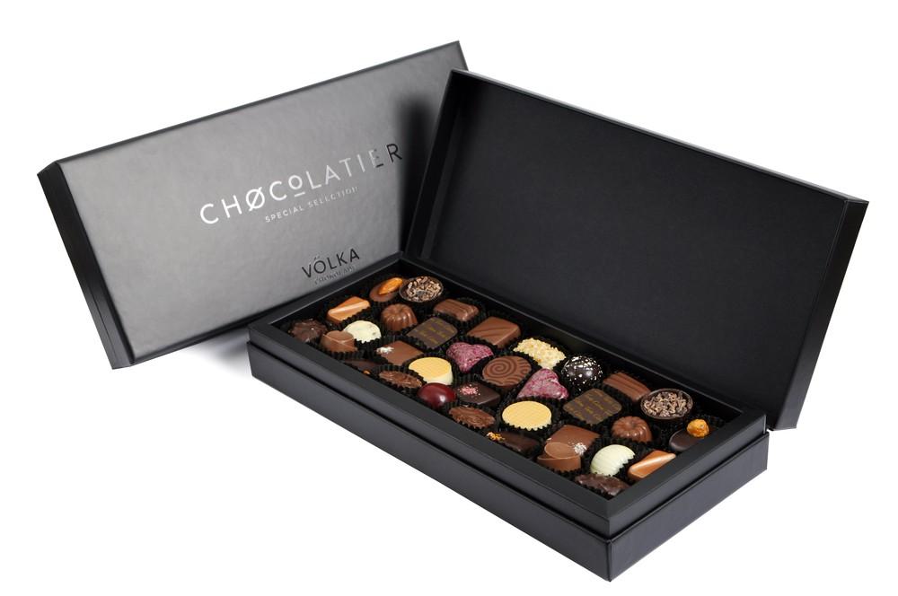 Mix de bombones chocolatier 34 un 375 g