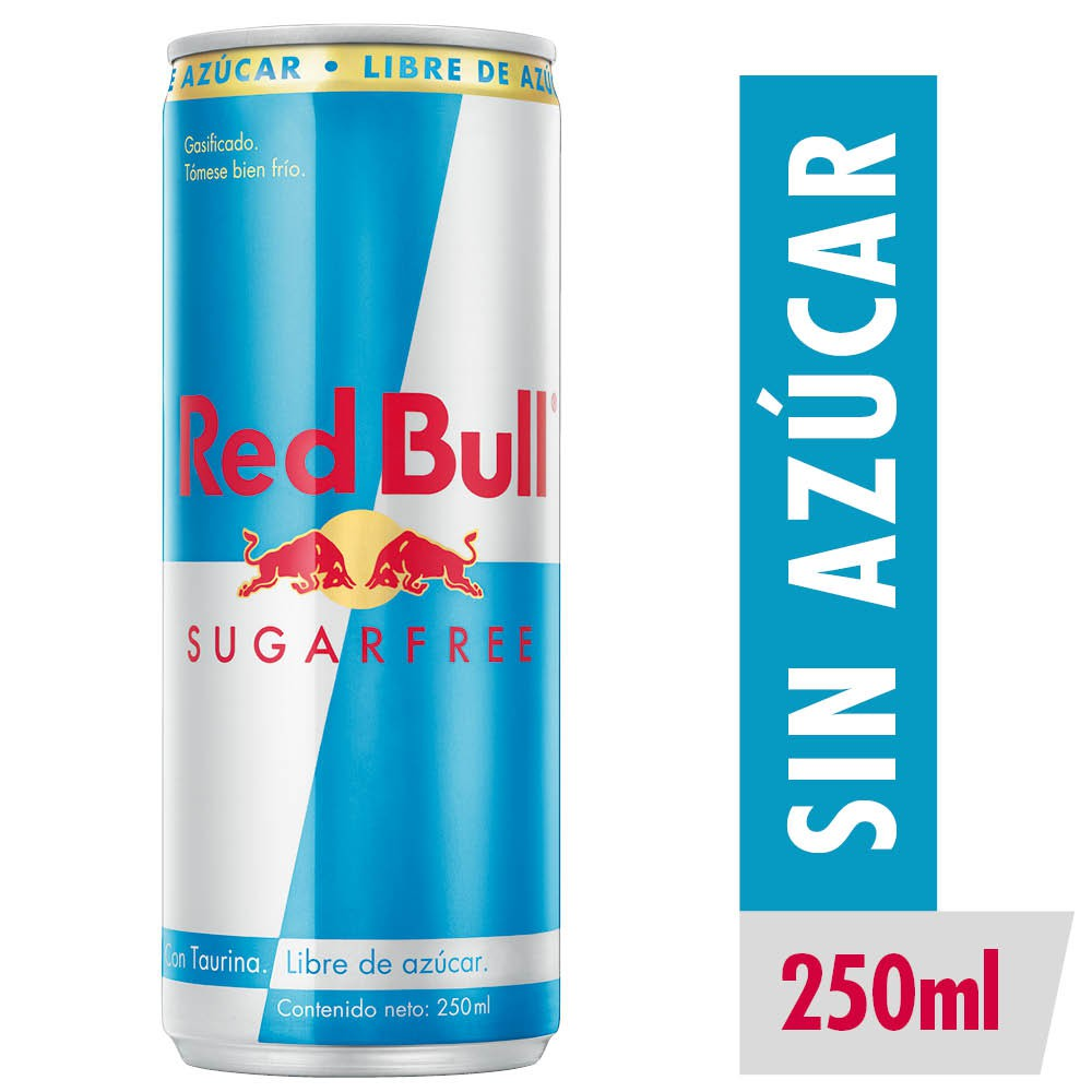Energy drink sugar free