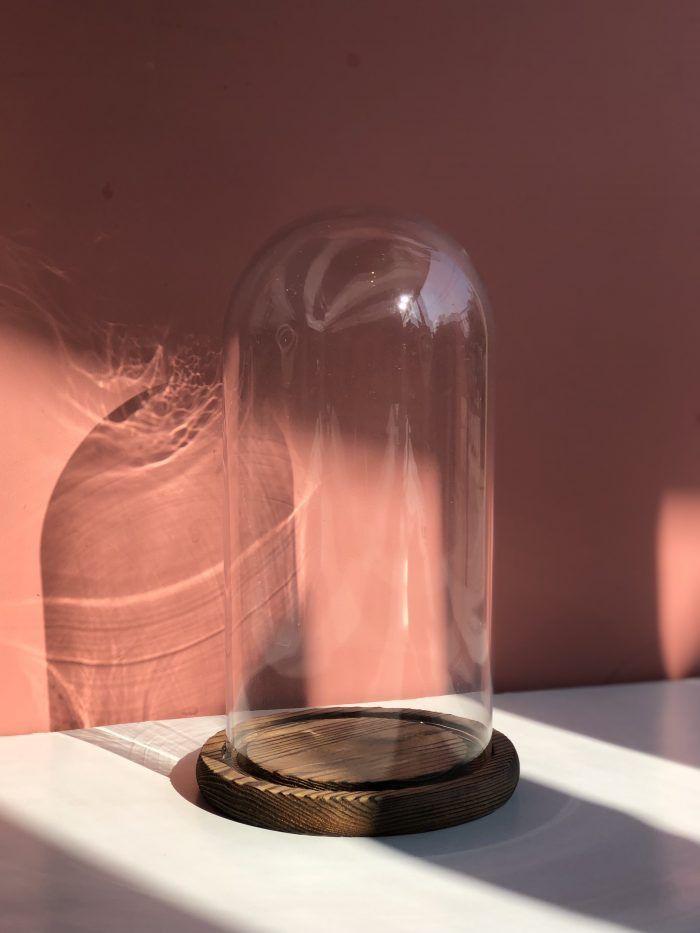 Fanal vidrio