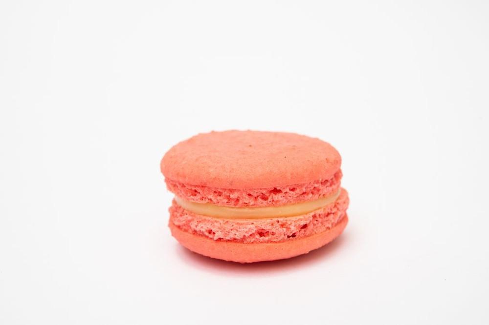 Macaron rosa