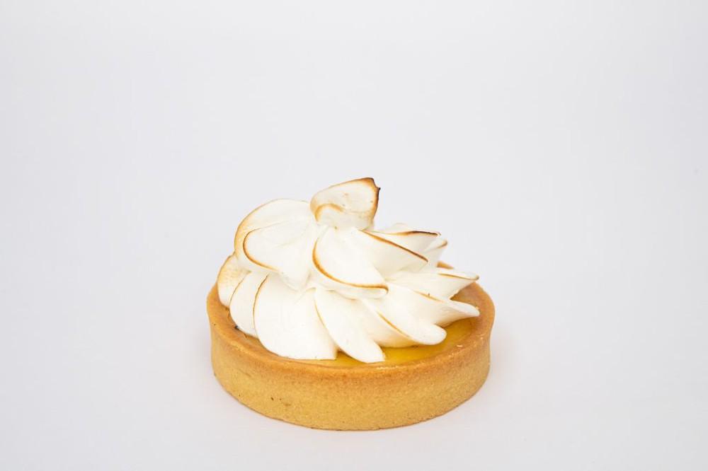 Tartaleta limón merengue