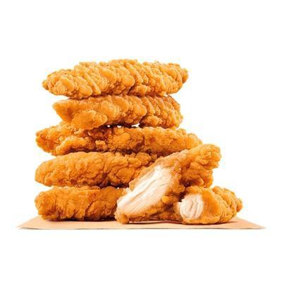 Pechugas de pollo crocantes Bolsa de 750 g (aprox)