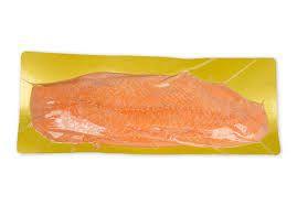 Salmón slice ahumado 500 grs